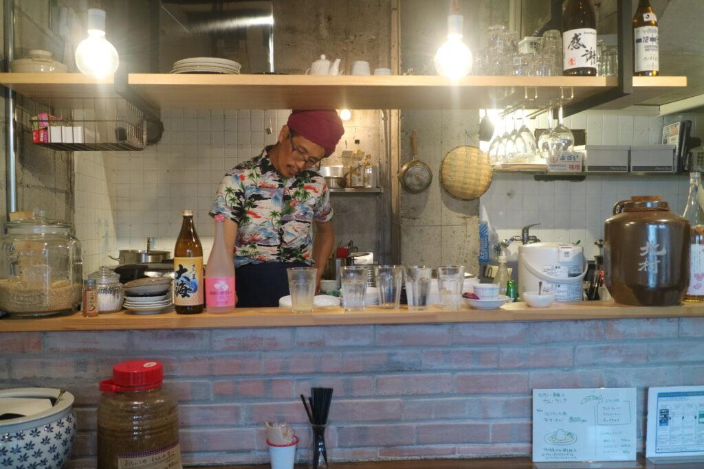 【すずの京町食堂日記】あのスパイシー斉藤さんのカレーが夜も食べられるよー!