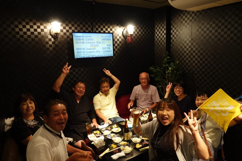 第5回ぶらり京町ガラポンツアー