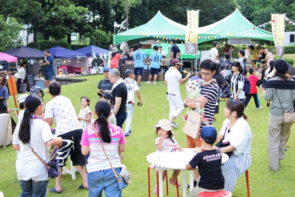 7/28開催☆ナイトマルクトレポート